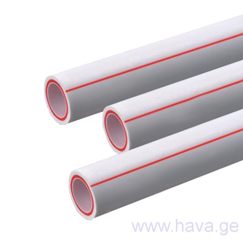 Polypropylene faser pipe 20mmX3 4mm - Vesbo's Products
